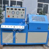 Banco de prueba del turbocompresor para probar la lubricación de Turbo