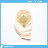 Sacchetto convesso scaricabile del Colostomy con la chiusura magica del nastro per cura di incontinenza, taglio massimo: 38mm