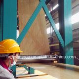 Ligne d'enduit complète de couleur de bobine de perfection d'approvisionnement de constructeur