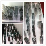A estaca principal dobro do CNC considerou para perfis de alumínio industriais