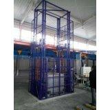 4 Fußboden-hydraulische Kettenaufzug-Plattform