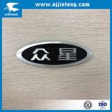 Emblème en caoutchouc de signe de logo de collant d'insigne