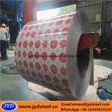 Novo design de bobina de aço PPGI para material de construção