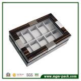 Design Customzied Multi Caixa de relógio de madeira