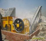 Trituradora de quijada de piedra de la compra de componentes PE400*600 por la fabricación de China