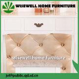 Tabella di preparazione di legno con 3 il cassetto (W-HY-021)