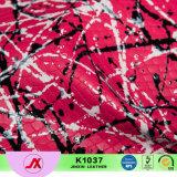 Cuoio della pelle di serpente 2017 per il sofà o i pattini ed il cuoio classico del PVC di Hangbag Stocklot della Manica del Faux