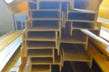 GRP와 FRP 섬유유리 Pultruded 단면도 둥글고 정연한 관, 관, 바