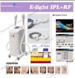 Macchina E-Light di bellezza per ringiovanimento della pelle e rimozione dei capelli