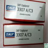 Dubbel Kogellager 5307 van het Contact van de Rij Hoekig Lager SKF 3307A/C3