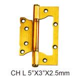 家具のアクセサリの鉄のステンレス鋼のヒンジ(L) CH