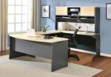 Bureau exécutif de luxe blanc de bureau de modèle moderne de Tableau