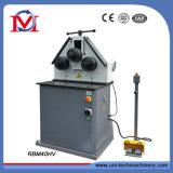 수직과 수평한 강철봉 수동 둥근 구부리는 기계 (RBM40HV)