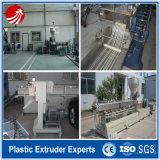 HDPE Gerecycleerde Plastic Lijn van het Recycling van de Korrel van de Korrels van het Polyethyleen