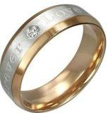 anello dell'acciaio inossidabile 316L (DA-R-1299)
