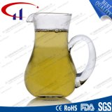 tasse de café de petite taille en verre de silex 110ml (CHM8127)
