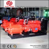 Bomba de agua del motor diesel de alta presión para la lucha contra incendios
