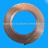 100FT Typ K-weiche kupferne Pfannkuchen-Ring-Rohrleitung