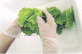 Spitzenwegwerfhandschuhe pulverisierten Vinylhandschuhe für Lebensmittelindustrie