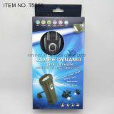 Lampe de poche étanche LED Dynamo (T5068)