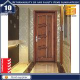 الصلبة باب خشبي مركب الداخلية الأبواب الخشبية