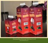 Машина завалки запечатывания коробки красного вина (BW-1000-2)
