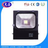 Ce/RoHSの防水IP65 Epistarチップ50W LEDフラッドライト