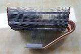 Alette di alluminio e dissipatore di calore di rame dei condotti termici LED