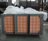 Rollen van uitstekende kwaliteit van de laag-Wrijving van de Hoge snelheid de Rubber Nuttelozere (dia. 219mm)