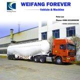3 Energien-Masse-Tanker-LKW-Schlussteil des Wellen-schwerer Laden-45cbm-70cbm