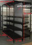 Cremalheira resistente da guiga do armazenamento de fio de Austrália Supermarekt