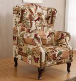 高品質(M-X3049)の米国式の木のソファー