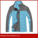 OEMの高品質の中国の製造者(J119)からの現代羊毛のジャケット