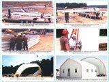 Arche de type K LS-120 Machine de construction de toit /ultime machine de construction