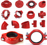 FM/UL Approved Shoulder Coupling con Factory Price