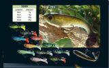 Ente molle con richiamo morbido di pesca di richiamo di richiamo 5558 del cavo