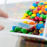Caixa acrílica dos doces do estilo profissional de Anhui para o supermercado