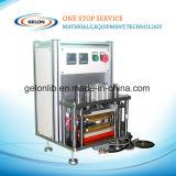 Macchina della batteria di litio della macchina di sigillamento della parte superiore della macchina delle cellule del sacchetto