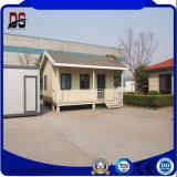 창고를 위한 쉬운 임명 Prefabricated 가벼운 강철 구조물