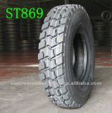 Nagelneuer Bergbau verwendete Reifen des LKW-12r22.5 mit Cer-Bescheinigung