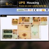 高品質アルバのSABSによって証明されるプレハブ浜の別荘