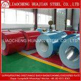 Bobina de aço revestida cor PPGI de JIS G3312 CGCC de China