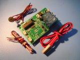 Контрольная панель отметчика времени WF-500 для электропитания с индикацией СИД