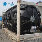 Lieferungs-pneumatische Gummimarineschutzvorrichtungen mit guten Aufbau-Merkmalen