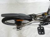 남자를 위한 전기 산악 자전거를 접히는 제거 건전지 가득 차있는 Suspention