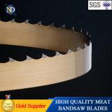 La calidad del producto Hoja de sierra de HSS para cortar metal y acero