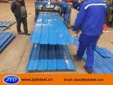 Corrugated плитка толя PPGI стальная