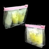 Подгонянный мешок застежки -молнии PVC с вашим логосом