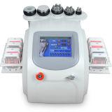 Lipolaser amincissant le dispositif RF ultrasonique de cavitation du vide 40K de lipolyse de laser du dispositif 650nm Lipo