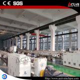 Máquina plástica del estirador del PVC de la alta capacidad para la protuberancia del perfil del tubo